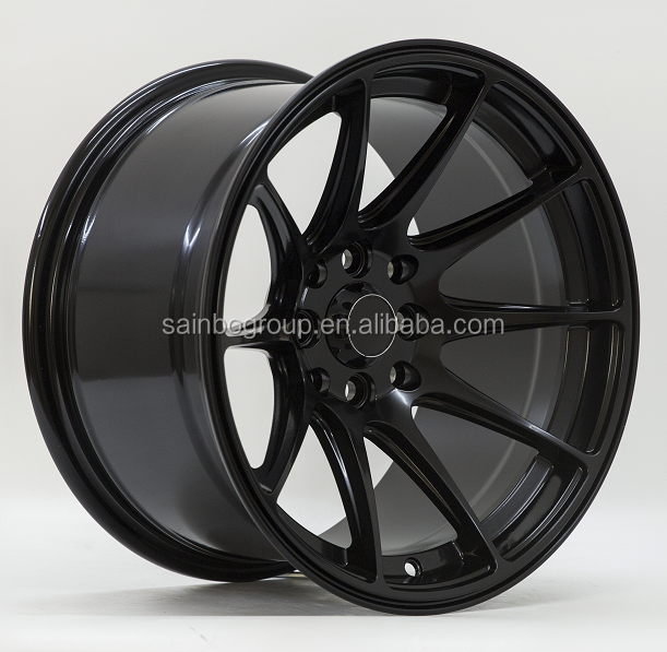 Chinese cheap with high quality alloy wheel auto parts ET20 F70224