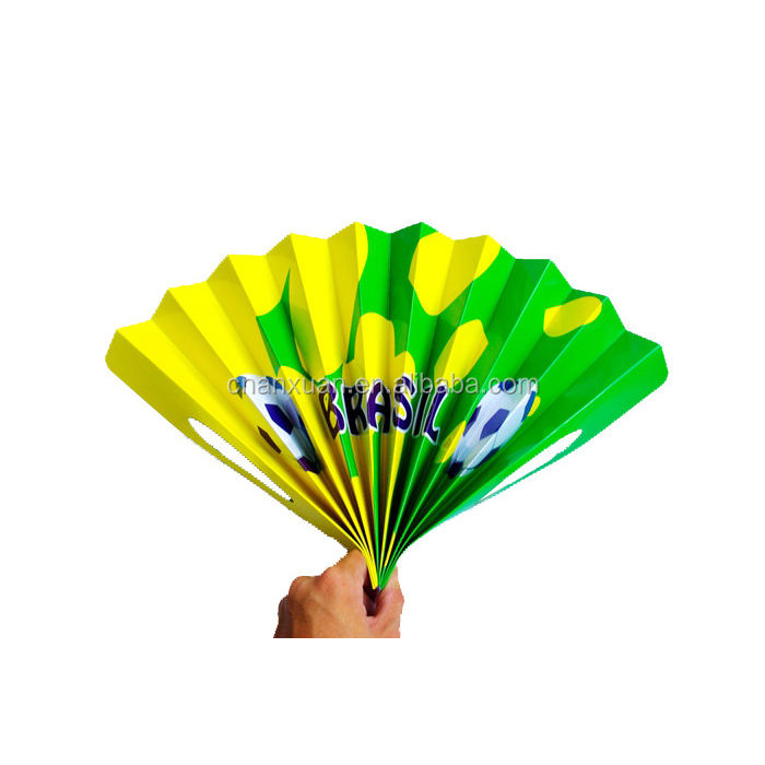 customized sports loud noise maker fan clapper