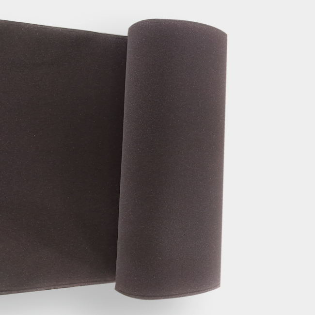pu rubber insulation foam sheet for insert packing material