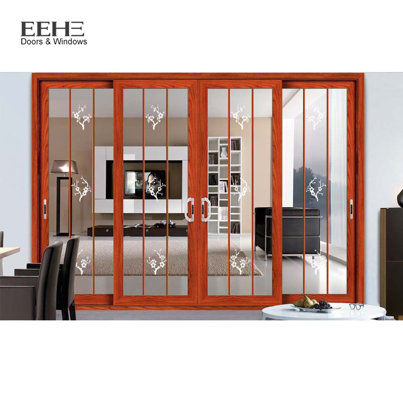 Europe style plastic pvc/aluminum windows and doors