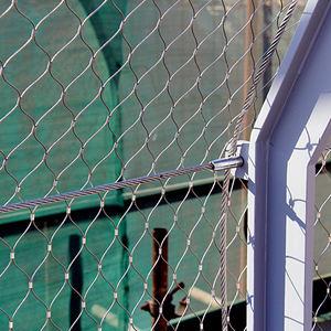 Edelstahl wire mesh conveyor hernie mesh
