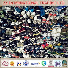 used clothing and shoes factory wholesale export africa asia lots of used shoes