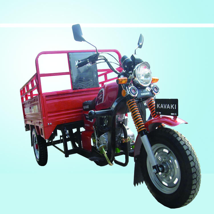 china 3 wheel vehicle motor tracker gps tricycle cargo 1.1*1.6m 150cc 200cc 250cc engine tracking for sale