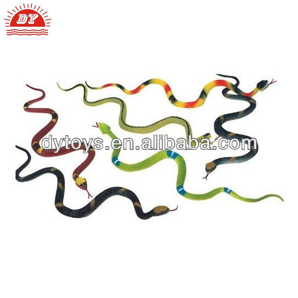 ICTI China Toy Factory Plastic Toy Snake