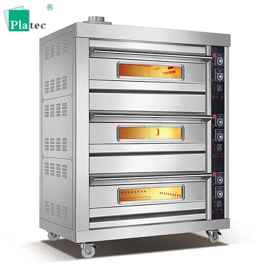 CE Approval high quality and good price Gas Bakery Ovens/commercial bakery oven