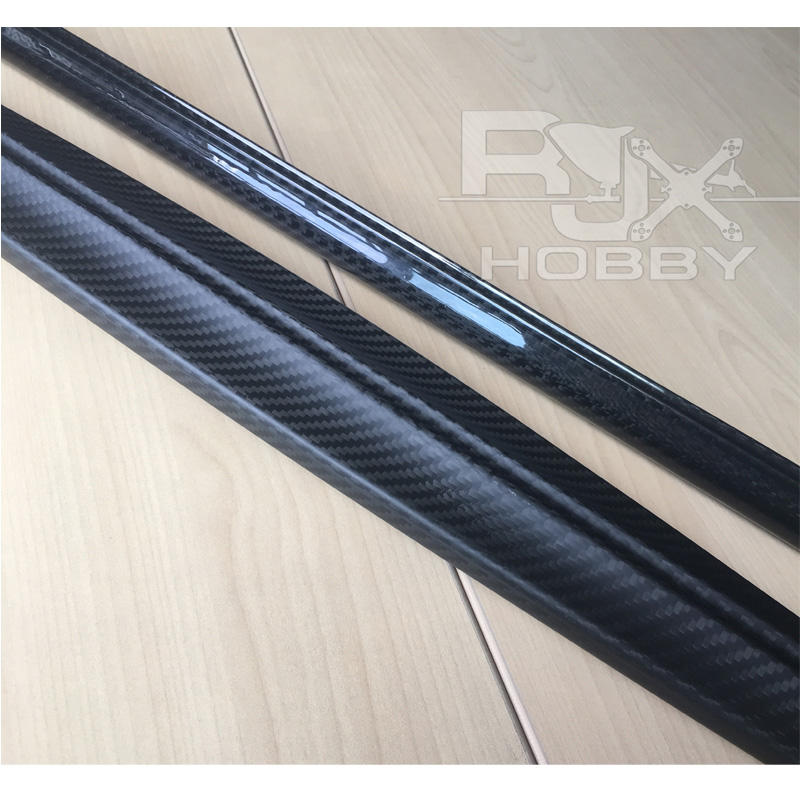 Hot sell Carbon Fiber Speargun Barrel Cuttlefish Shape Speargun carbon fiber tube