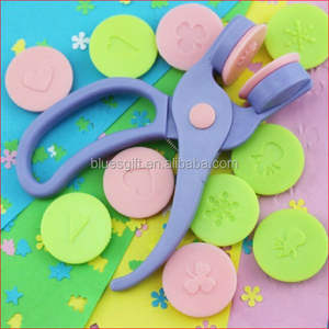 promotional DIY paper craft punch set