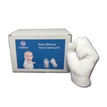 wholesale 3d  baby 3d hand casting kit  HANDS Plaster Statue DIY Molding and Casting Kit