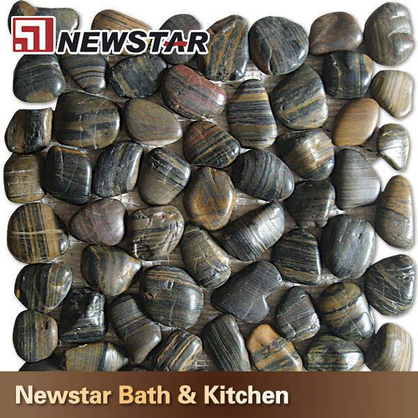 la naturaleza polishe gravilla de piedra
