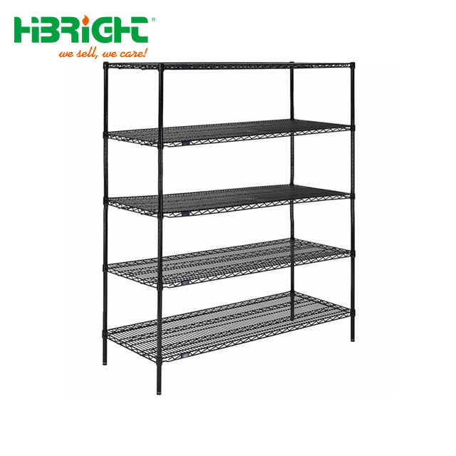 Metal Chrome Plated Wire Shelf for Hospital and Kitchen