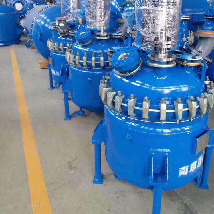 OR Series standard glass lined reactor (Open type)