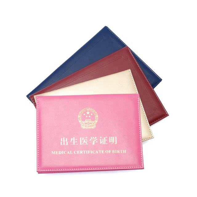 Hot Sale College Diploma expanding folder