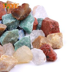 Bulk Wholesale Natural Raw Gemstone Crystals Rough Gemstones for Home Decoration