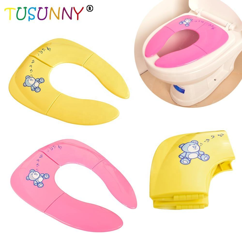 Child security training seat cap toilet seat cover