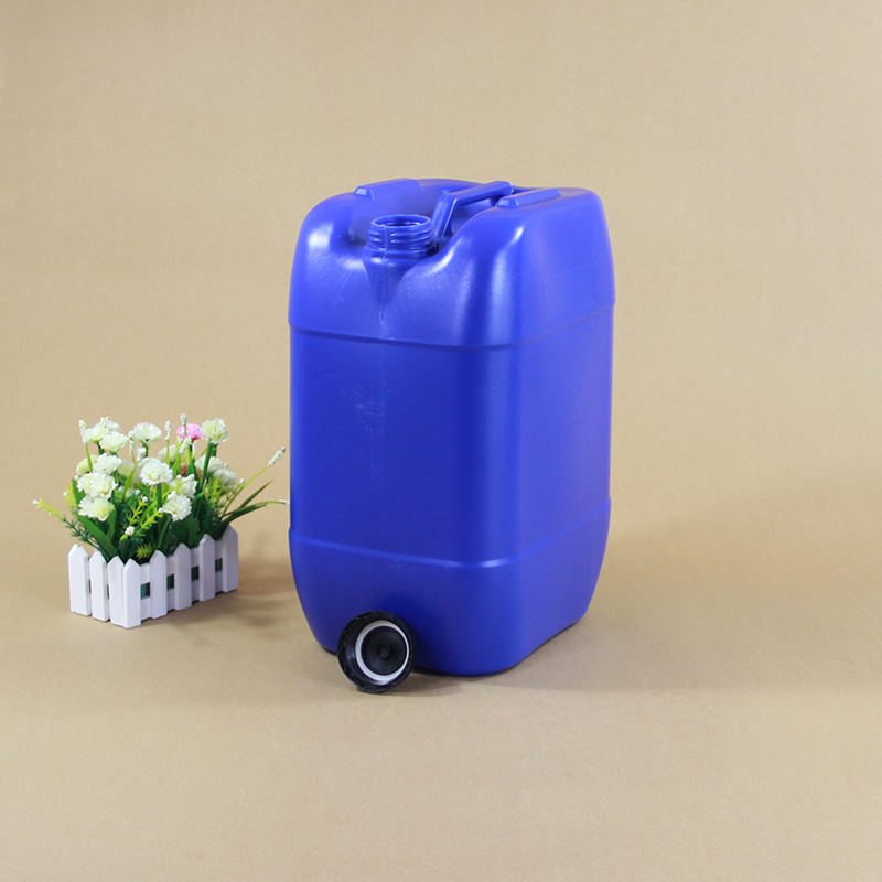 20L Liter 5 Gallon Customized White Blue HDPE Food Grade Drums for Oil Chemical