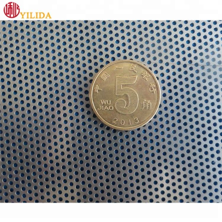 0.5mm Hole Mild Steel Perforated Sheet-1.09mm Pitch-0.5mm Thickness