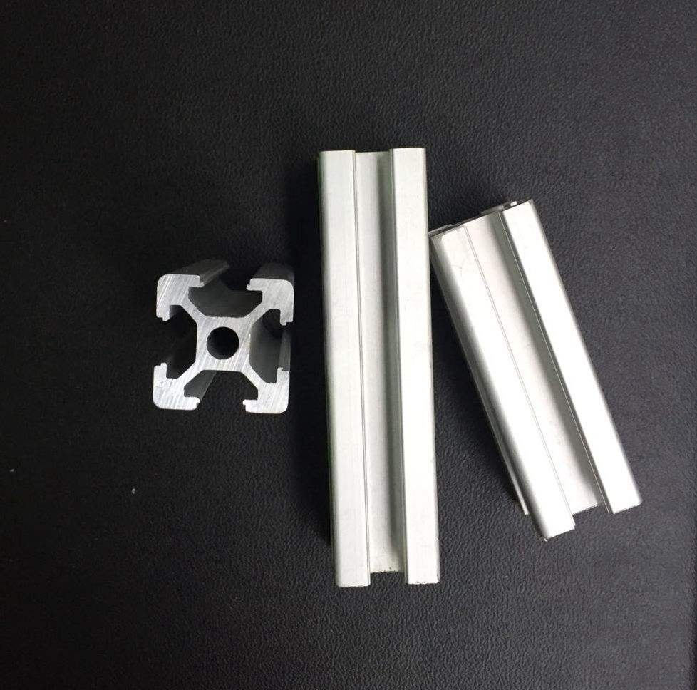 China decorations application 6063 alu profile 2020 aluminium extrusion plant price for sale