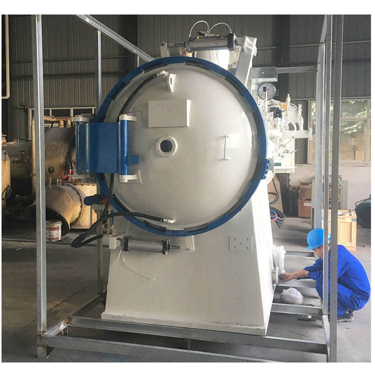 Horizontal China'S New Designed Vacuum Brazing Furnaces Supplier Sintering Brazing High pressure vacuum furnace