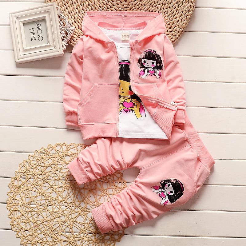 Online Shopping Kids Girls 옷 Sets 가 아이 옷 From China Supplier