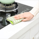 embroidered customer microfiber kitchen wash cleaning cloth towel