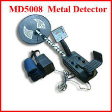 Ground Water Detector MD5008 High Detect Depth Underground Searching Metal Detector