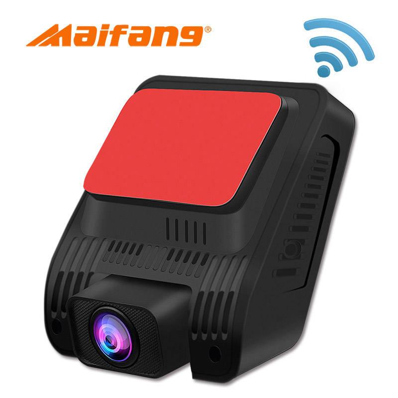 フル1080 pのhdで車のダッシュカムカメラ車dvr wifiデジタル運転ビデオレコーダーで内蔵のwi-fi novatek 96658マニュアル車ca