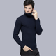 peruvian new design alpaca plain men's cotton sweater