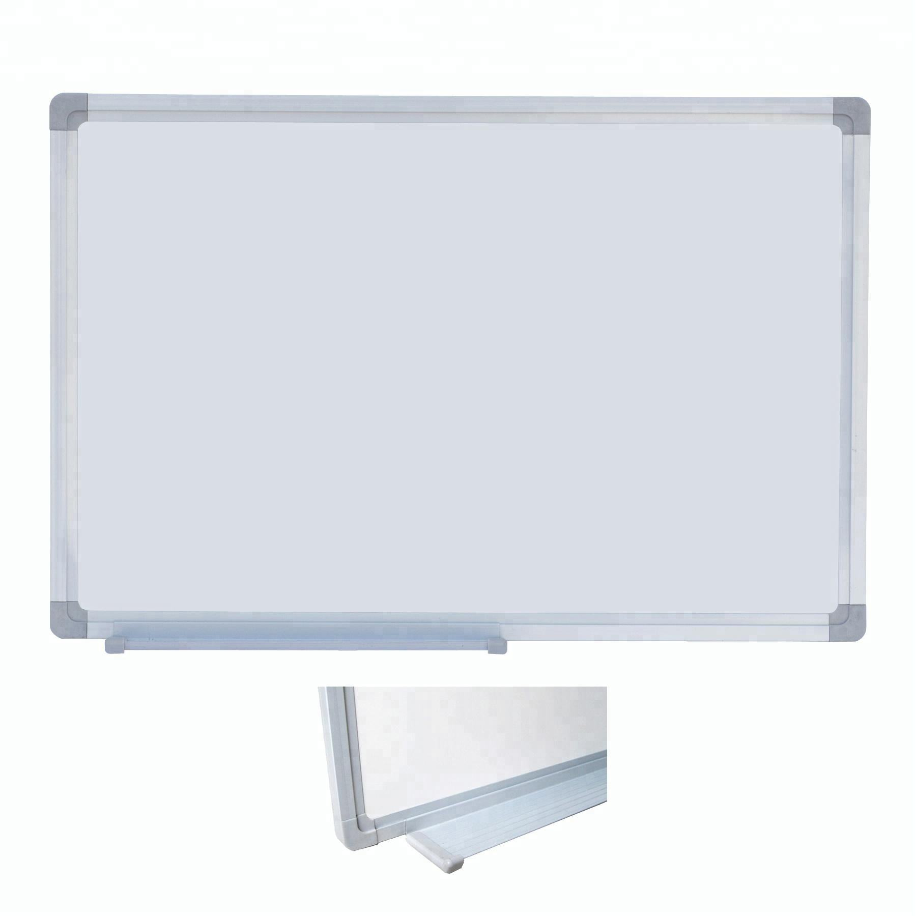 primary 240*120cm school writing boards and whiteboard with pen