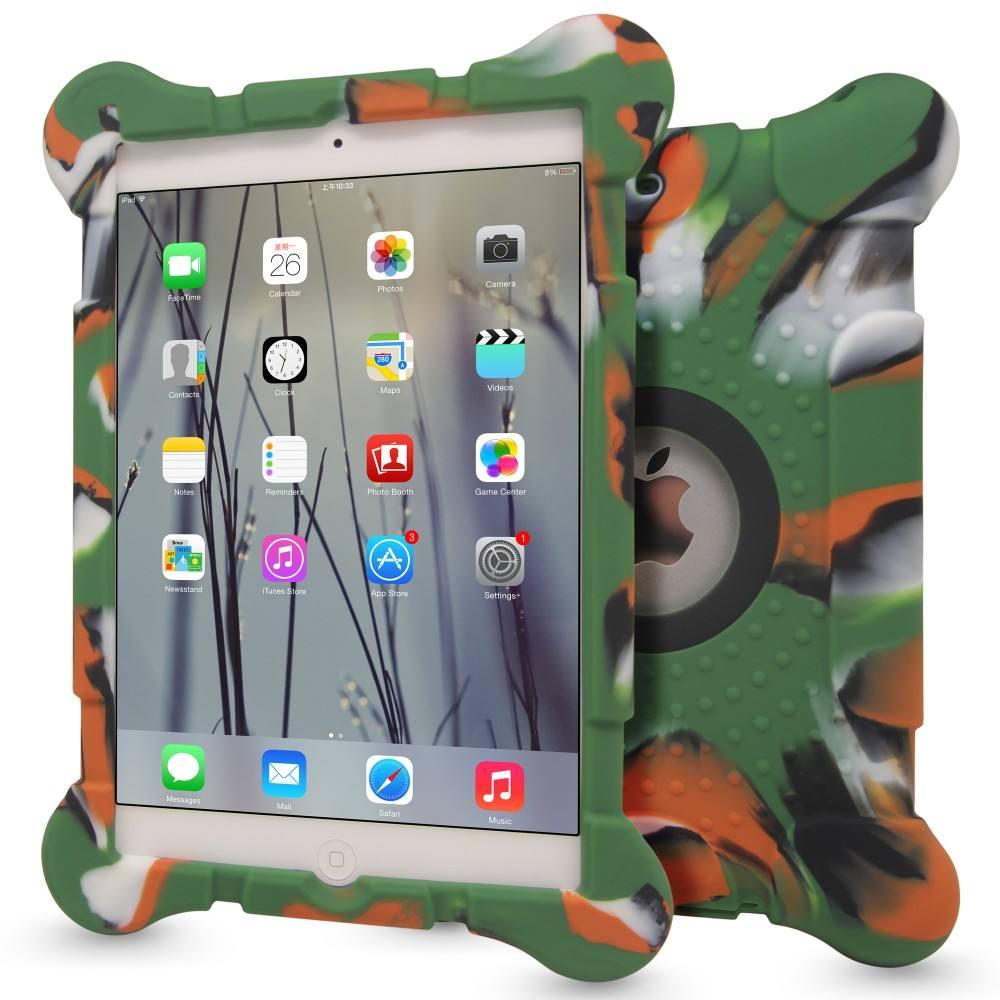 De silicona Tablet caso Ipad Mini 4 CASO DE hongfei fábrica