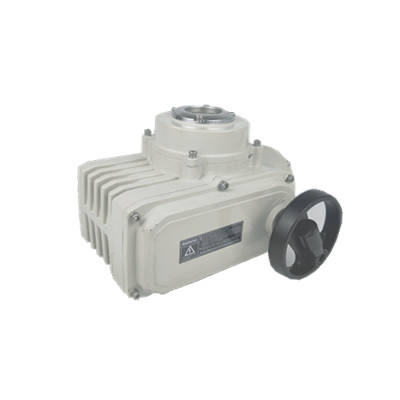White ac440 ordinary with hand wheel electric actuator manufacturer wholesale