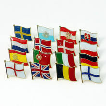 Factory sale custom country flags europe/european country flags of the world