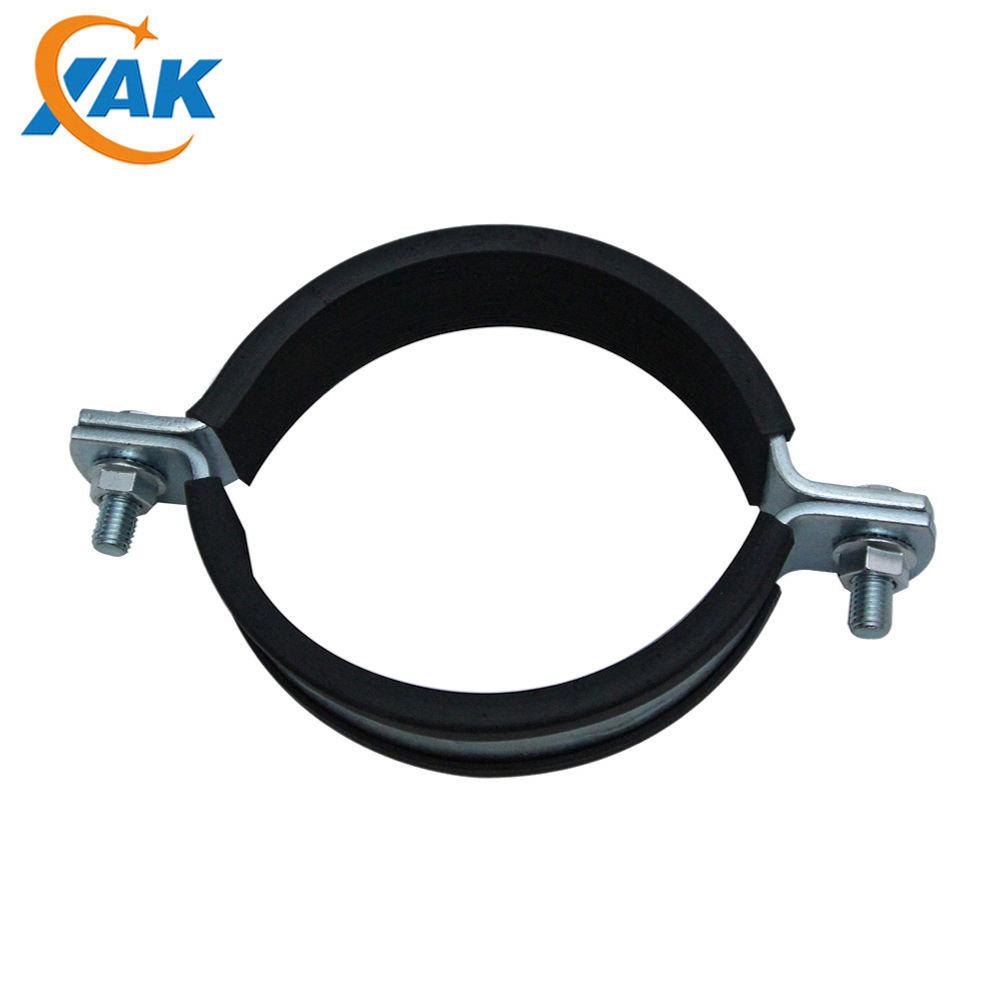 Q235B оцинкованные сейсмические трубы зажимы для Unistrut фитинги с резиной