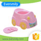 2018 portable travel toilet stool kids baby potty child chair with high quality