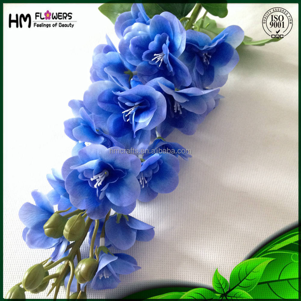 Home Decor Kunstbloem Delphinium
