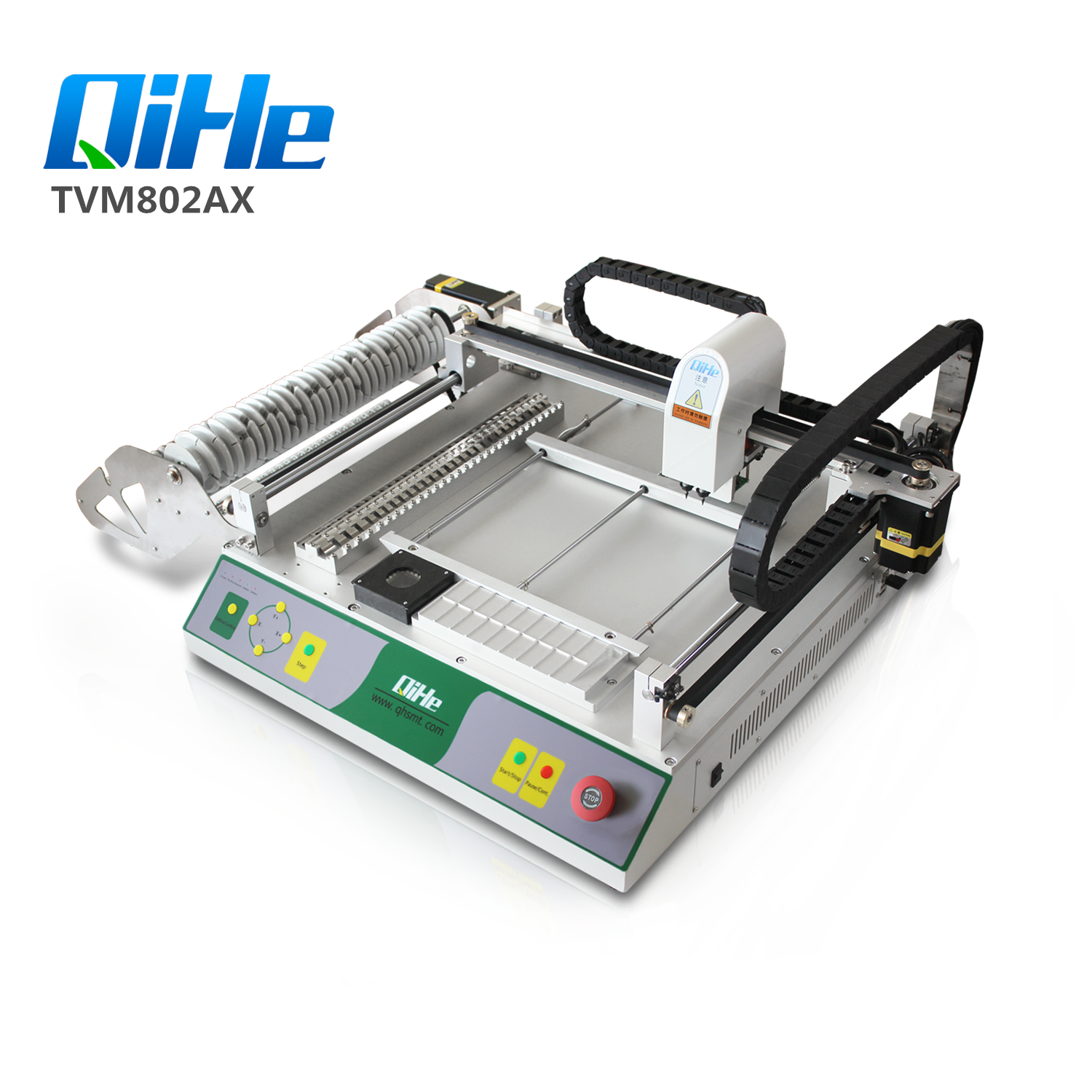Low cost high speed desktop mini pick and place machine chip mounter SMT LED assembly pcb board printing machine