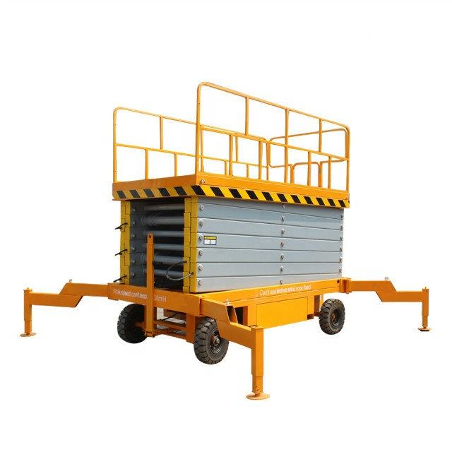 Best selling high quality hydraulic scissor lift with Low Price