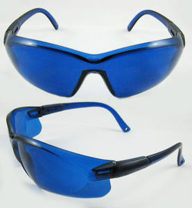 Sports style golf ball finder glasses with CE EN166 &ANSI Z87.1