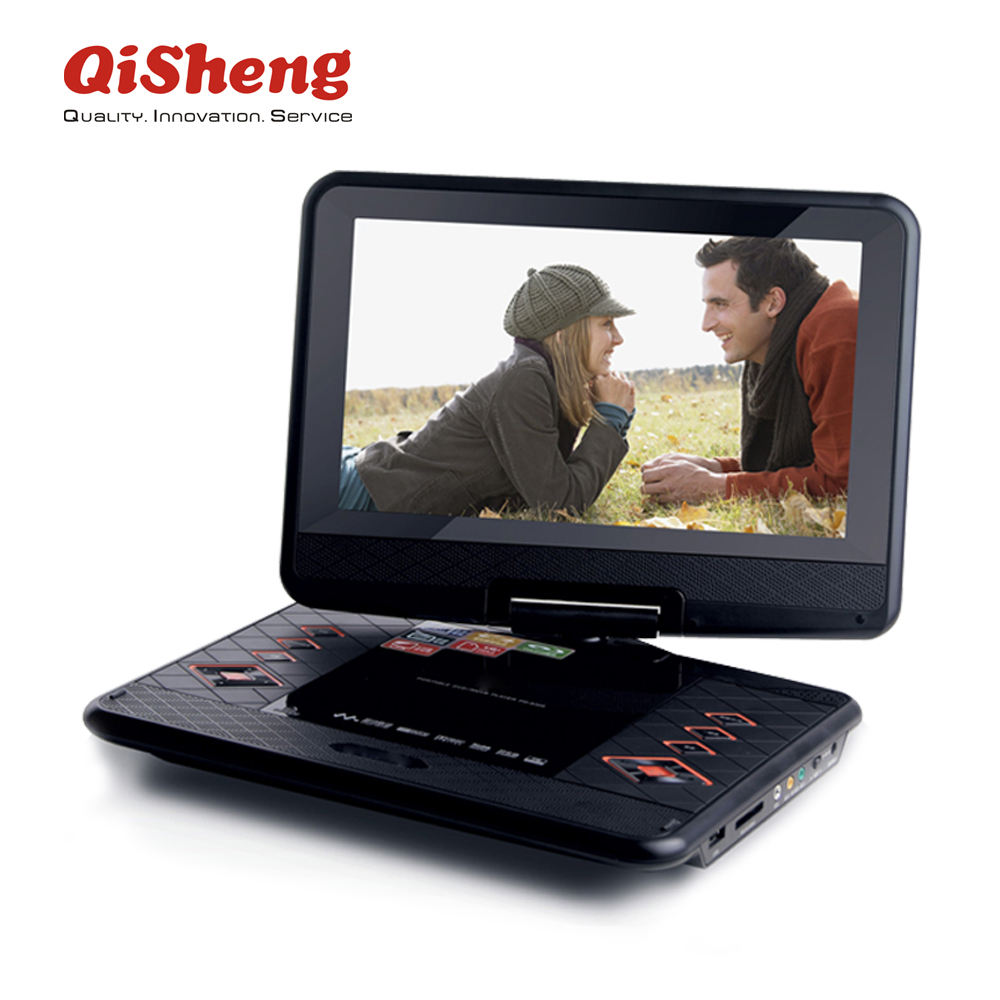 Home video DVD/VCD Player 9 inch portable DVD