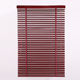 50mm solid basswood slats ladder string cord tilter wood blinds