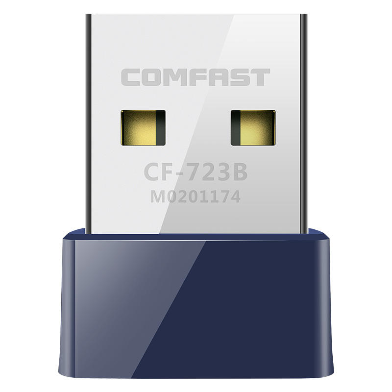 150Mbps [ Usb Dongle ] Usb Wireless Dongle OEM Comfast CF-WU723B 150Mbps Wireless Bluetooth Adapter USB WiFi Dongle