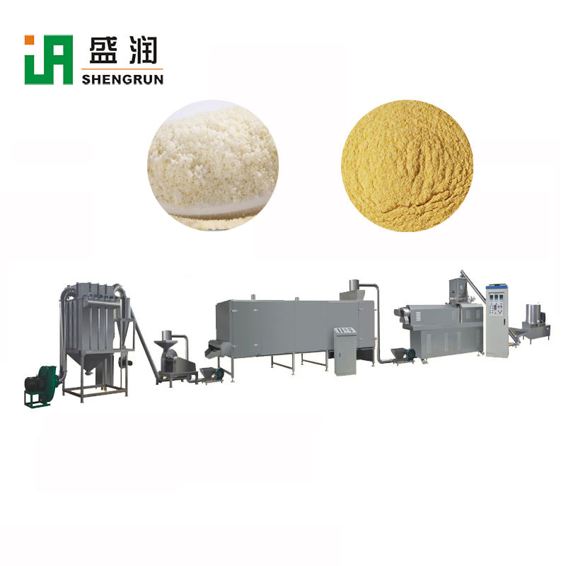 Big Capacity Couscous Making Machine Nutritioanl Powder Extruder Production Baby Food Processing Equipment