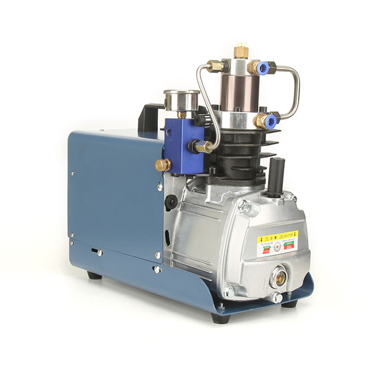 2HP ไดรฟ์ PCP Electric PNEUMATIC Air Compressor 300 บาร์