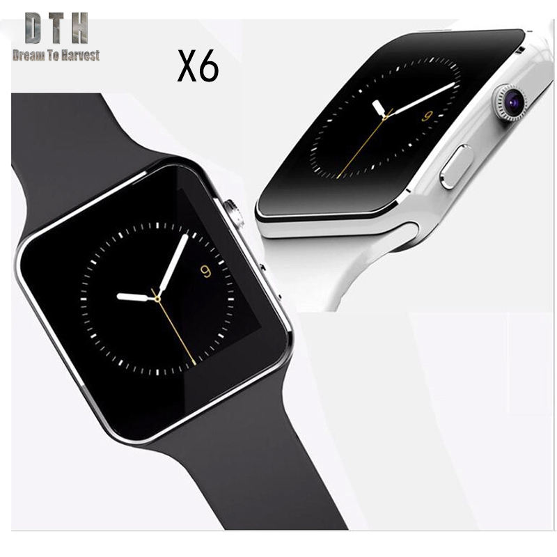 2019 Smart Wristwatch X6 F3 Heart Rate Monitor Sport Band 피트니스 추적기 폰 스마트 Bluetooth Bracelet Mobile phone