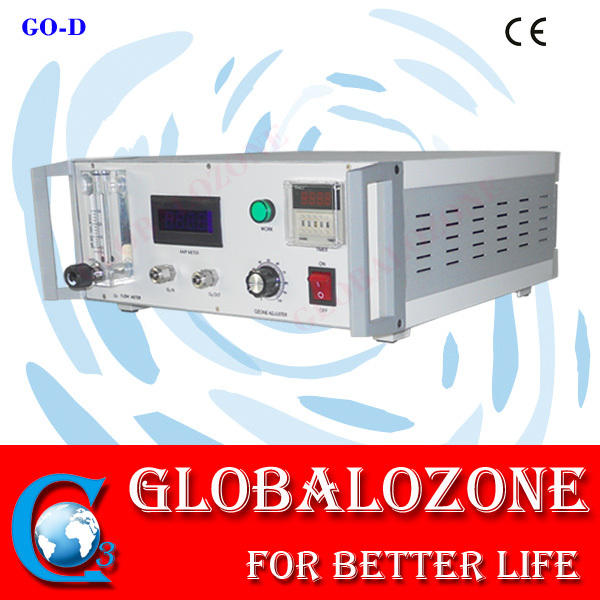 desktop ozone blood therapy equipment 6G/Hr medical ozonator with CE