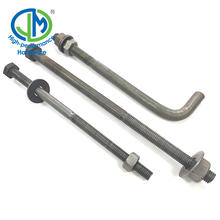 OEM sleeve stainless hex bolts a2 70 head anchor bolt type