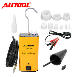 Smoke Leak Detector Tester AUTOOL SDT-106 Auto Smoke Tester for Pipe Systems Smoke Leak Detector