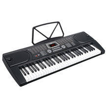 MK2089 Teach your child to play piano--The ONE Light smart piano musical toys 61 keys keyboard