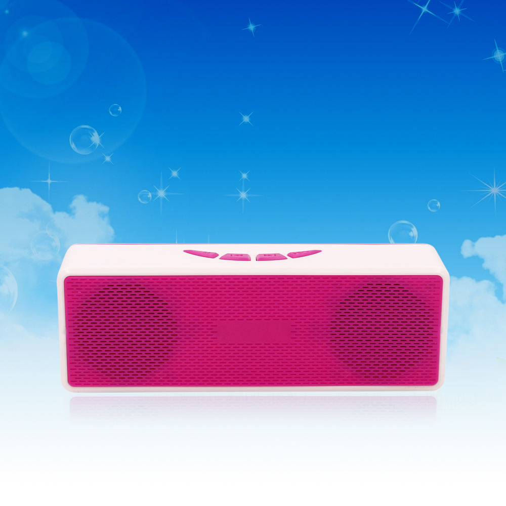 2016 Wireless Bluetooth Speakers Mini Portable Speaker Hands Free TF Card Music