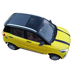 4 wheel SUV new  Solar Panel E car  chinese electric car Range 500KM