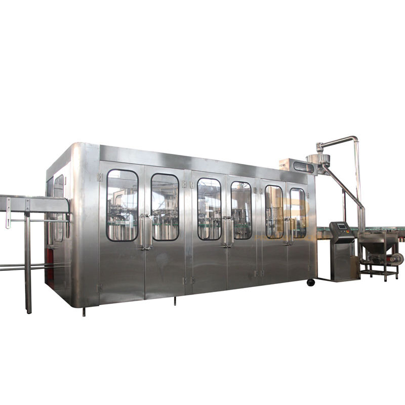Factory Price Automatic Mineral Water Plant Machine with Drinking Water Treatment Filling for Plastic Bottle Beverage Bottling